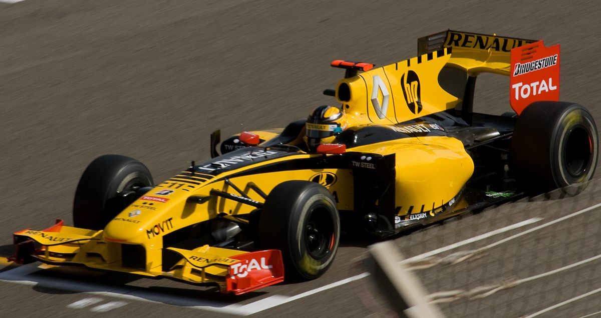 Renault r30 wikipedia for Kubica cars