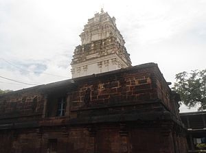 Pancharama Kshetras - Kumara Bhimarama Temple at Samalkota
