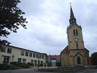 Kungshamns kyrka, den 19 aug 2006, bild 2.JPG