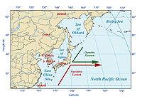 北太平洋洋流