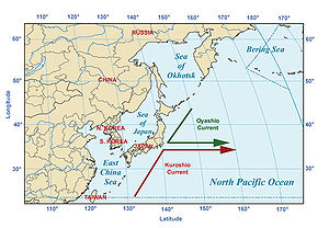 North Pacific Current - The North Pacific Current.