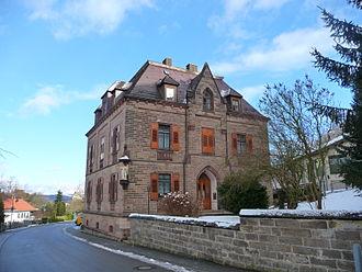 Kusel - Catholic rectory of St. Ägidius (Saint Giles)