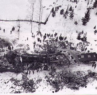 Kuurila rail accident