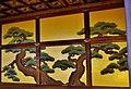 Kyoto Nijo-jo Ninomaru-goten-Palast Innen Papierwände 3.jpg