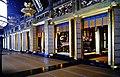 Kyoto Nishi Hongan-ji Gründerhalle Innen 5.jpg