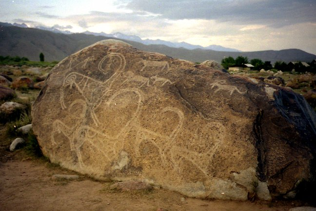 KyrgyzPetroglyphs
