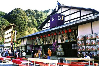 Kagawa Prefecture - Kanamaruza Kabuki Theatre