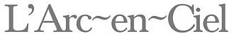 L'Arc-en-Ciel - Image: L'arcenciel logo