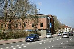 Willy-Brandt-Straße in Lüneburg
