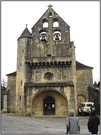 LAMOTHE-FENELON (Lot) - Église Saint-Sixte 01.jpg