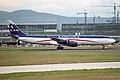 LAN Chile Airbus A340-313 CC-CQE (26858746470).jpg