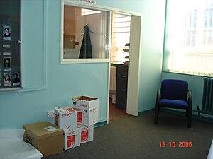 Longbenton Community College - Image: LBCC Office