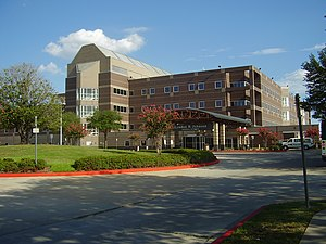 Harris Health System - Lyndon B. Johnson General Hospital