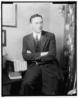 Walter Lippmann American journalist