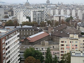 Manuel Noriega - Until 2011, Noriega was housed in La Santé Prison (center) in Paris