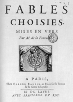 La Fontaine - Fables - 1668.png