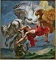 La caída de Faetón (Jan Carel van Eyck).jpg