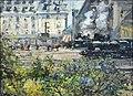 La gare de Lyon-Perrache (Musée des Beaux-arts de Lyon) (11107980043).jpg
