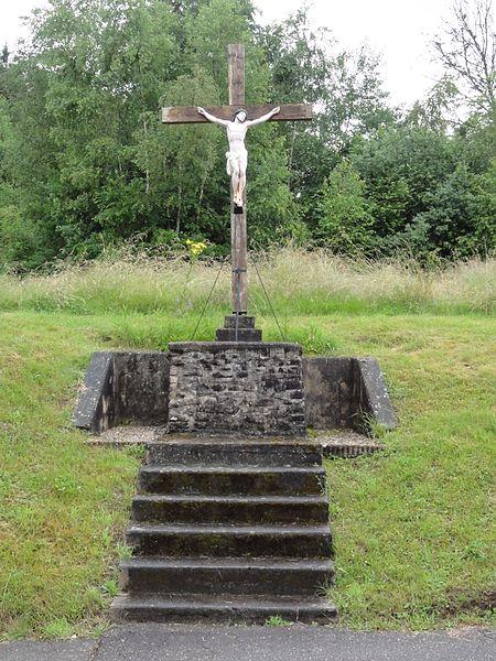 Lachapelle (M-et-M) croix de chemin