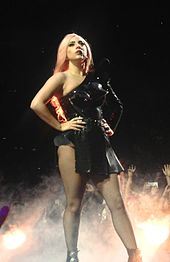 Born This Way Ball - Wikipedia