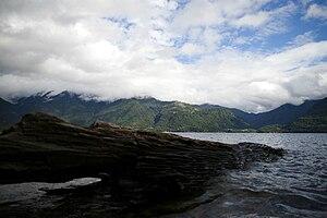 Colico Lake - Image: Lago Colico 1