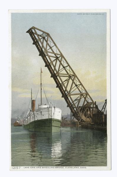 File:Lake Erie and Wheeling Bridge, Cleveland, Ohio (NYPL b12647398-69779).tiff