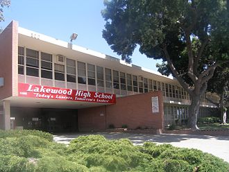 Lakewood, California - Lakewood High School
