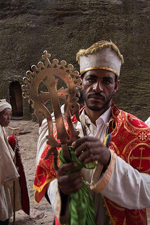 Lalibela Cross - Image: Lalibella Cross