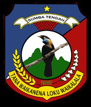Central Sumba Regency - Image: Lambang Kabupaten Sumba Tengah