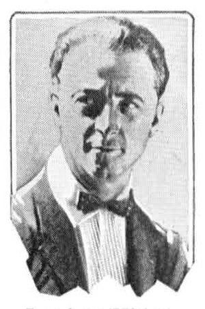 Lambert Hillyer - Lambert Hillyer in 1922