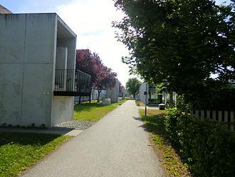 Landesgymnasium für Hochbegabte Schwäbisch Gmünd - Teachers' Flats on Campus