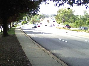 MD 202 in Greater Landover
