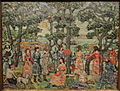 Landscape with Figures by Maurice Prendergast, 1921 - Corcoran Gallery of Art - DSC01193.JPG