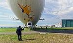 Landung des Zeppelin DLZFN auf dem Flugfeld Friedrichshafen. 04.jpg