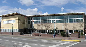 Langley, British Columbia (city) - Langley City Hall