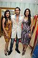 Launch of men's wear 'Pegasus' 03 Amy Billimoria, Karnvir Bohra, Teejay Sidhu.jpg