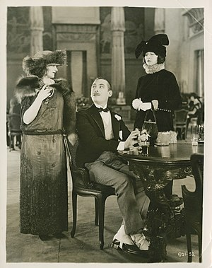 Lawful Larceny (1923 film) - Publicity photo for the film