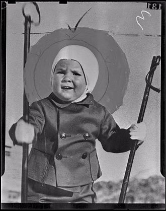 Lance Reventlow - Reventlow as a child circa 1938