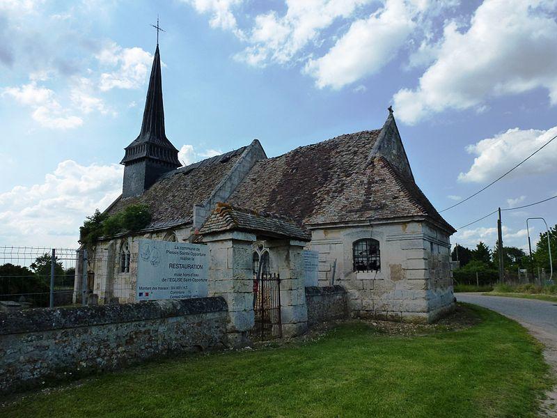 File:Le Plessis-Sainte-Opportune (Eure, Fr) église Sainte-Opportune (02).JPG