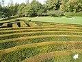 Leeds Catle maze - panoramio.jpg