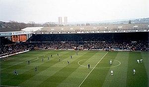 Chelsea F.C.–Leeds United F.C. rivalry - Image: Leeds United 0 Chelsea 1 Elland Road 1 April 2000
