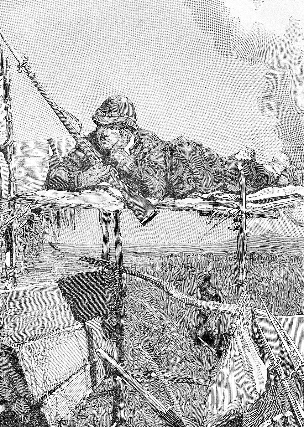 Legion sniper, Tuyen Quang