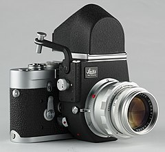 Leica M3 with Visoflex III - lens mounted.jpg