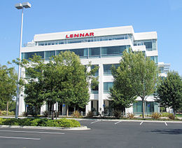 lennar homes corporate office