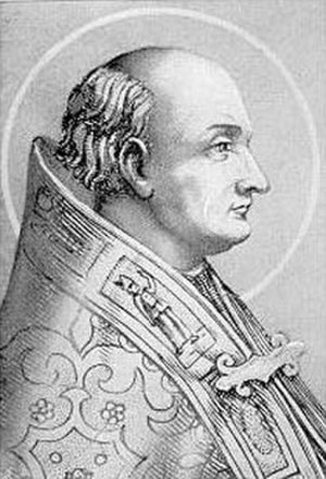 Karolus magnus et Leo papa - Pope Leo III is the titular Leo papa discussed in the poem.