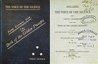 Agni Yoga - The Voice of the Silence presented by Helena Blavatsky to Leo Tolstoy (Yasnaya Polyana, a writer's home)