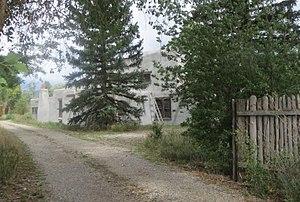Leon Gaspard House - Image: Leon Gaspard House 2