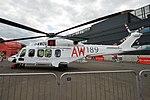 Leonardo Helicopters, I-AWCU, Agusta Westland AW189 (29347573467).jpg