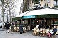 Les Deux Magots, Paris December 2006 002.jpg