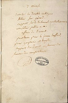 Wikizero Maximilien De Robespierre
